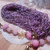 Украшения ручной работы. Ярмарка Мастеров - ручная работа Виолетта. Handmade.