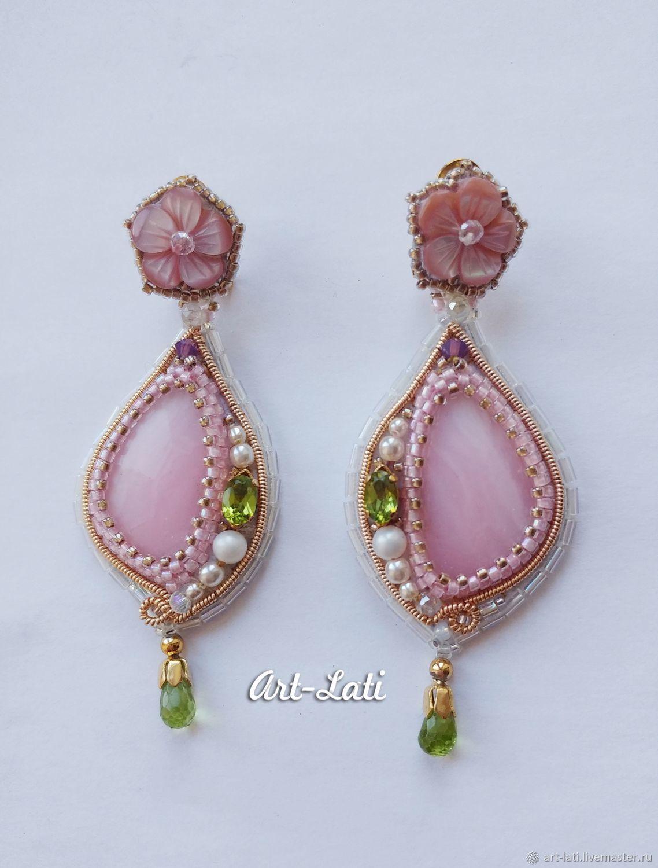 Spring earrings, Earrings, Moscow,  Фото №1