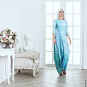 Одежда ручной работы. Ярмарка Мастеров - ручная работа Тонкое платье. Handmade.