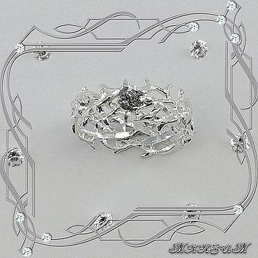 Decorations handmade. Livemaster - original item Ring