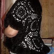 Одежда ручной работы. Ярмарка Мастеров - ручная работа Болеро - жилет.. Handmade.