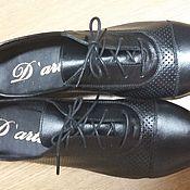 Обувь ручной работы. Ярмарка Мастеров - ручная работа Кеды женские из натуральной кожи. Handmade.