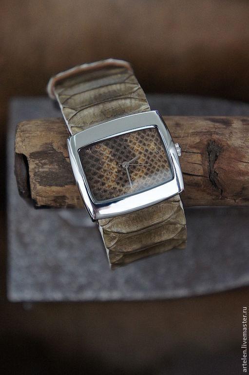 Часы ручной работы. Ярмарка Мастеров - ручная работа. Купить Часы. Handmade. Часы наручные, купить часы, стильные часы