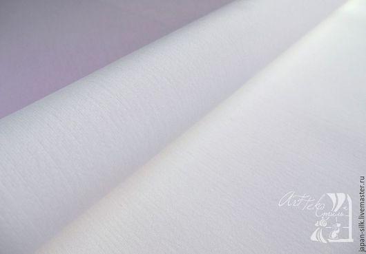 Ткань для цветов ручной работы. Ярмарка Мастеров - ручная работа. Купить Ariston бархат. Handmade. Белый, велюр, японские ткани