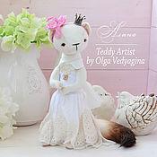 Куклы и игрушки ручной работы. Ярмарка Мастеров - ручная работа горностай Алина. Handmade.