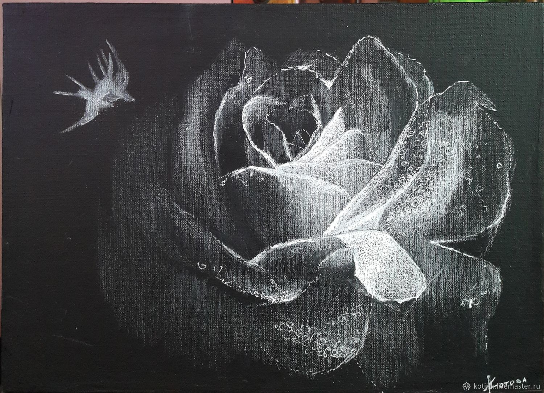 Дыхание розы, Картины, Люберцы,  Фото №1
