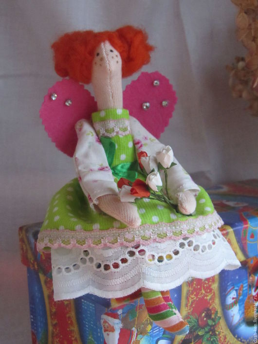 Куклы Тильды ручной работы. Ярмарка Мастеров - ручная работа. Купить Маруся. Handmade. Тильда, Кукольный трикотаж