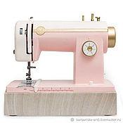 Инструменты для скрапбукинга ручной работы. Ярмарка Мастеров - ручная работа В наличии! Швейная машинка Stitch Happy Machine от WRMK. Handmade.
