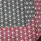 Материалы для творчества ручной работы. Ярмарка Мастеров - ручная работа 228 Хлопок  2 цвета. Handmade.