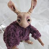 """Куклы и игрушки ручной работы. Ярмарка Мастеров - ручная работа Авторская кукла """"Ушастый эльф эльф - Тусик"""". Handmade."""