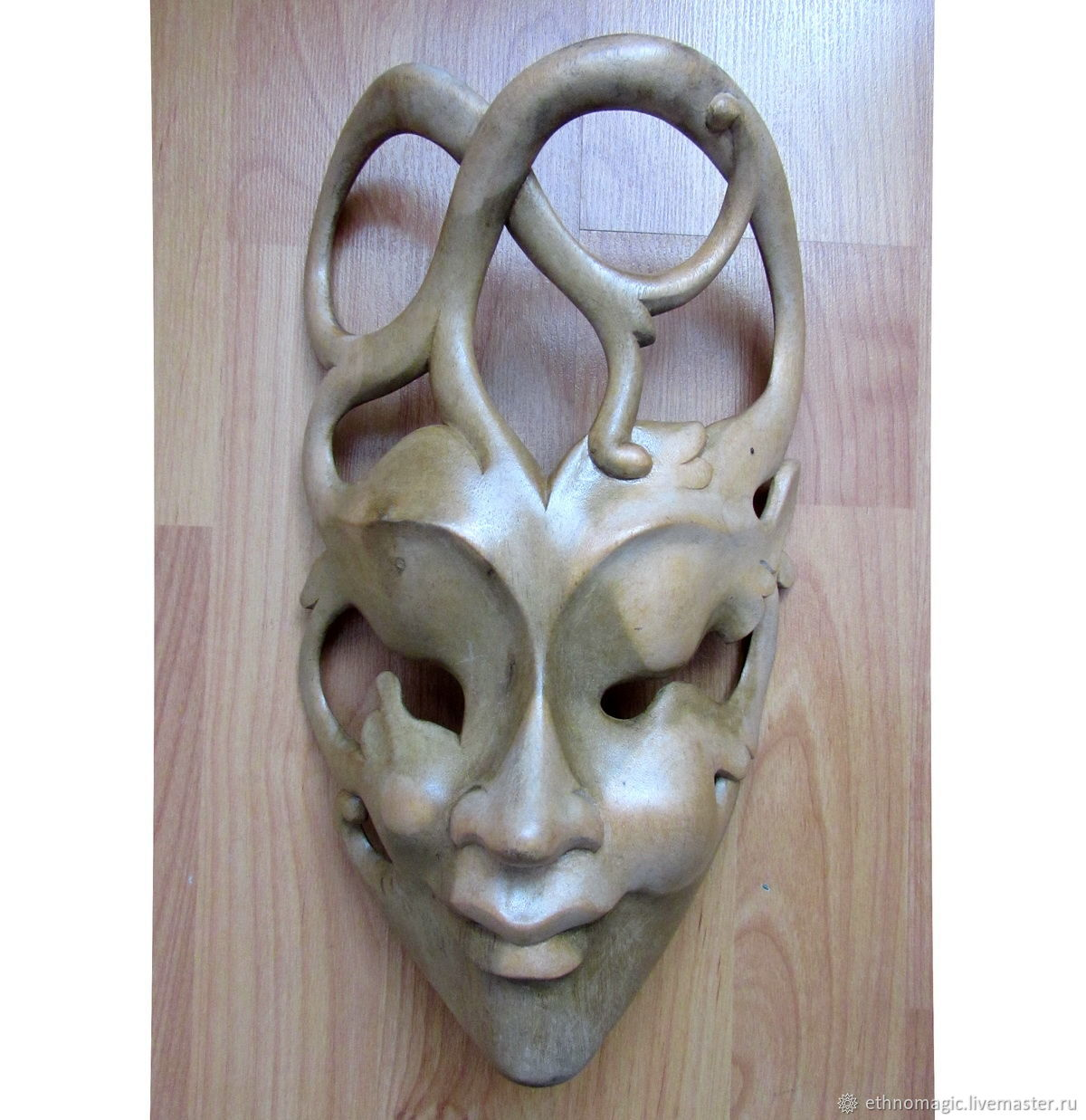 The Mask Of The Tree Avatar Shop Online On Livemaster With