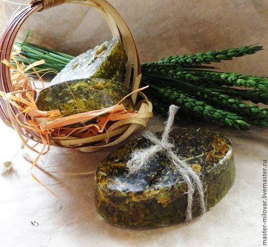 Мыло ручной работы. Ярмарка Мастеров - ручная работа. Купить Ароматное мыло ручной работы Органик - фрукты-травы. Handmade.