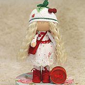 Для дома и интерьера ручной работы. Ярмарка Мастеров - ручная работа Интерьерная кукла Тильда (тыквоголовка). Handmade.