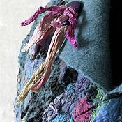 """Одежда ручной работы. Ярмарка Мастеров - ручная работа жилет-душегрея """"Наяда"""". Handmade."""
