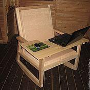 Кресла ручной работы. Ярмарка Мастеров - ручная работа Кресло для работы на ноутбуке. Handmade.