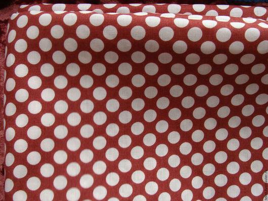 Шитье ручной работы. Ярмарка Мастеров - ручная работа. Купить 390 х 79 см. Ткань штапель, винтаж.. Handmade.