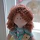 Коллекционные куклы ручной работы. Кукла  малышка. Лариса Макарова. Ярмарка Мастеров. Подарок, аксессуары