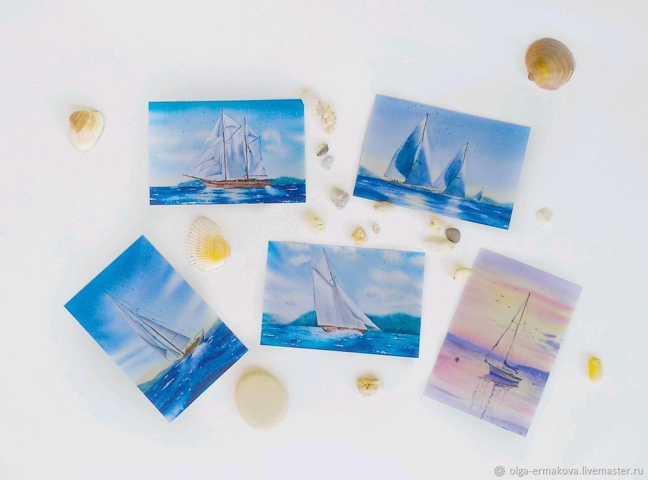 Вести с морей открытки, теща тонет реке
