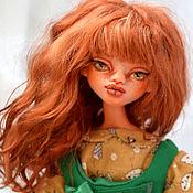 Куклы и игрушки handmade. Livemaster - original item Redhead dolls zelandica. Artdoll. Handmade.