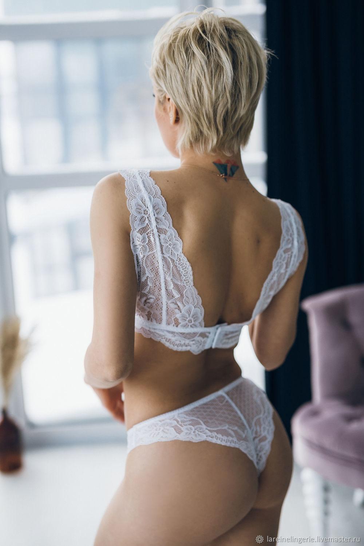 Блондинки в кружевном белье частное — pic 13