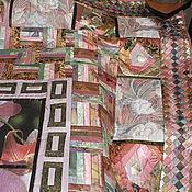 Для дома и интерьера ручной работы. Ярмарка Мастеров - ручная работа Покрывало  Мир перламутровых снов. Handmade.