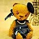 Мишки Тедди ручной работы. Эвва в Париже. Пур-Пур (pur-pur). Ярмарка Мастеров. Тедди, мишка ручной работы