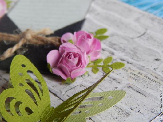 """Открытки на все случаи жизни ручной работы. Ярмарка Мастеров - ручная работа. Купить Открытка """"Нежность"""". Handmade. Разноцветный, открытка для девушки"""