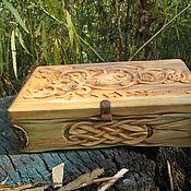 Фен-шуй и эзотерика handmade. Livemaster - original item safety Deposit box. Handmade.
