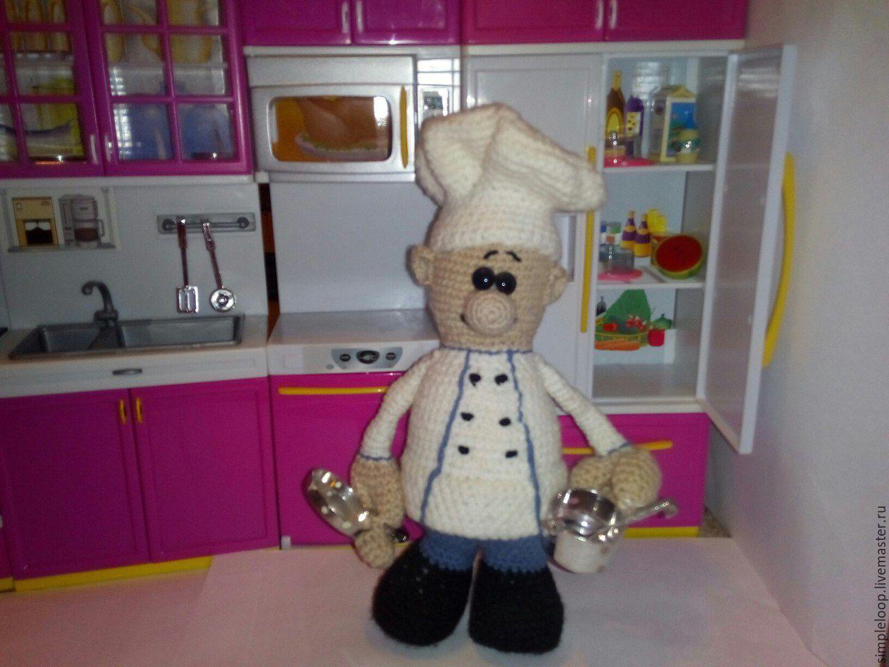 Cook Petya, Stuffed Toys, Belgorod,  Фото №1