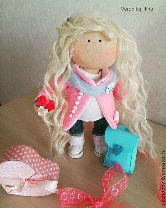 Куклы Тильды ручной работы. Ярмарка Мастеров - ручная работа. Купить Авторская кукла. Handmade. Кукла ручной работы
