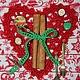 Новый год 2017 ручной работы. Сердечные посиделки. Майя Холина 'Мой день!'. Интернет-магазин Ярмарка Мастеров. Кулинарная книга