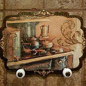 Для дома и интерьера handmade. Livemaster - original item The original wall panels for kitchen