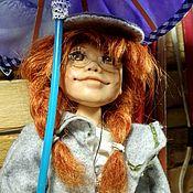 Шарнирная кукла ручной работы. Ярмарка Мастеров - ручная работа Шарнирная кукла: Мишель. Handmade.