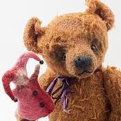 Куклы и игрушки handmade. Livemaster - original item Teddy bear artist. Handmade.