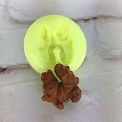 Материалы для творчества ручной работы. Ярмарка Мастеров - ручная работа Молд Грецкий орех. Handmade.