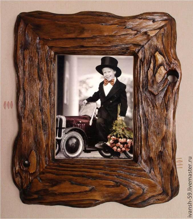 Рамка № 5 для картины, фото, Фоторамки, Омск,  Фото №1