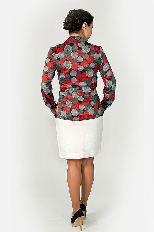 Где купить хорошую блузку для работы