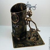 Сувениры и подарки handmade. Livemaster - original item Gymnast with ribbon. Handmade.