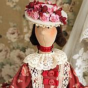 Куклы и игрушки ручной работы. Ярмарка Мастеров - ручная работа Чай с вареньем. Handmade.