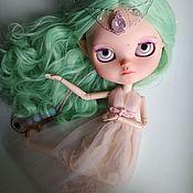 Куклы и игрушки handmade. Livemaster - original item Doll Blythe (Blythe Isy tbl) custom OOAK. Handmade.