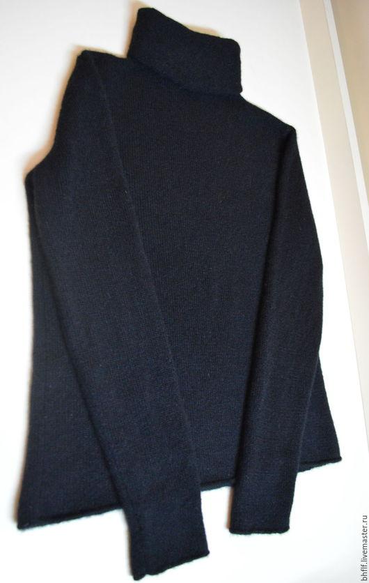 Кофты и свитера ручной работы. Ярмарка Мастеров - ручная работа. Купить Водолазка кашемировая. Handmade. Водолазка, кашемир 100%