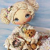 Куклы и игрушки ручной работы. Ярмарка Мастеров - ручная работа Камила, Ангел Заветных Желаний. Handmade.