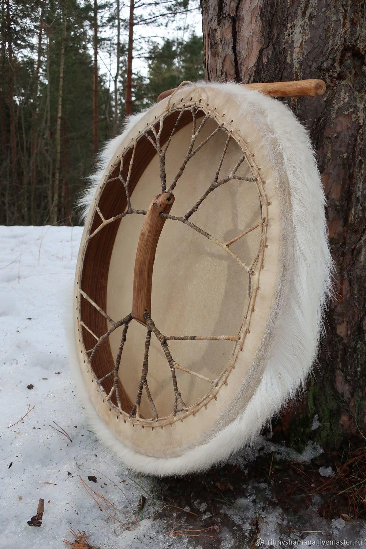 shamanic drum, Tambourine, Kazan,  Фото №1