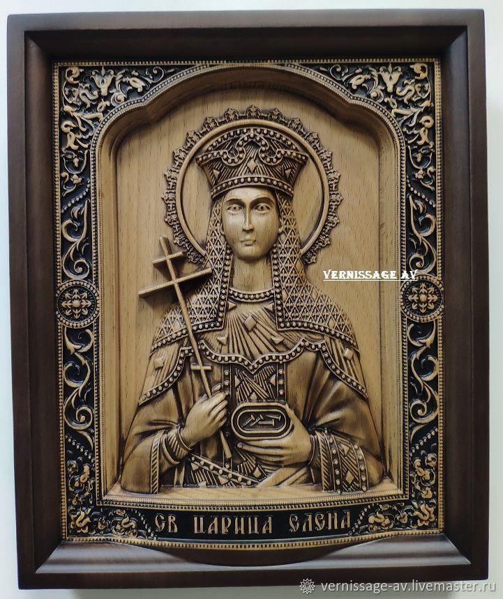 Икона Царица Елена, Иконы, Санкт-Петербург,  Фото №1