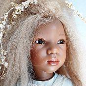 Куклы и игрушки handmade. Livemaster - original item Midori by Annette Himstedt. Handmade.