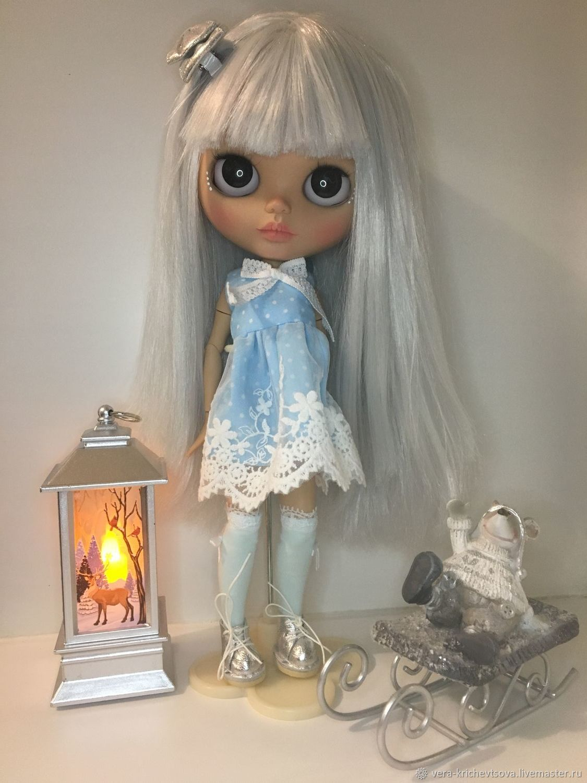 Кукла блайз кастом, Шарнирная кукла, Санкт-Петербург,  Фото №1