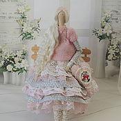 Куклы и игрушки ручной работы. Ярмарка Мастеров - ручная работа в стиле Тильда Николь. Handmade.