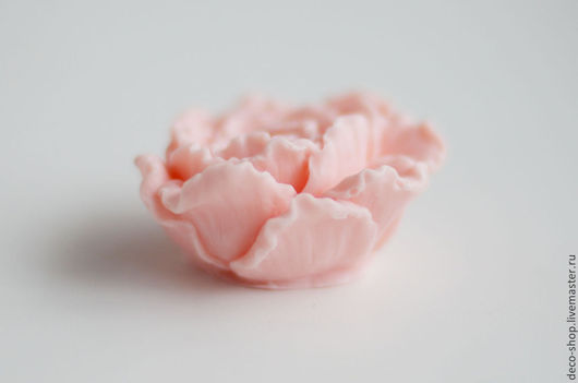 Мыло ручной работы. Ярмарка Мастеров - ручная работа. Купить Пион - мыло ручной работы в мешочке из органзы. Handmade.