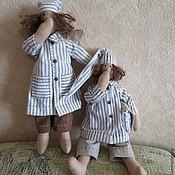 Куклы и игрушки ручной работы. Ярмарка Мастеров - ручная работа Ангел Тильда Сплюшка.. Handmade.