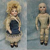 Материалы для творчества ручной работы. Ярмарка Мастеров - ручная работа Выкройка тела для куклы (кожа). Handmade.